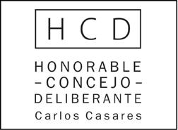 Honorable Concejo Deliberante de Carlos Casares